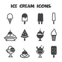 icone di gelato