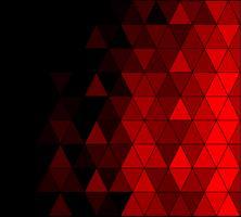 Priorità bassa del mosaico di griglia di Piazza rossa, modelli di Design creativo vettore