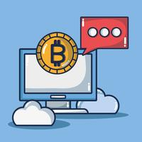 tecnologia di sicurezza del denaro digitale bitcoin
