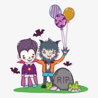 Halloween e cartoni per bambini