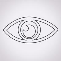 Occhio, simbolo, segno, segno
