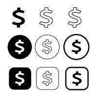 Segno di simbolo dell'icona di uso commerciale della licenza e del copyright