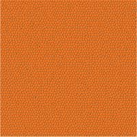 Trama del modello vettoriale in pelle arancione