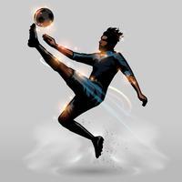 calcio salto calcio