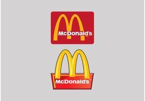 McDonalds vettore