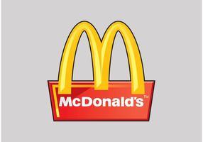 Logo vettoriale di McDonald's