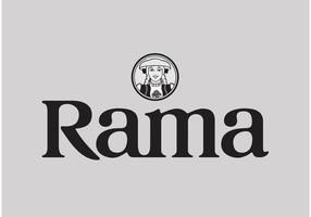 Logo Rama vettore
