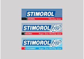 Stimorol vettore