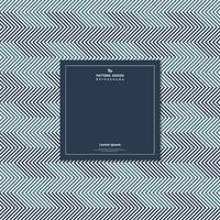 Fondo geometrico del modello astratto di progettazione di tono blu. vettore