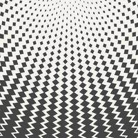 Fondo astratto di progettazione del modello della maglia del quadrato nero.