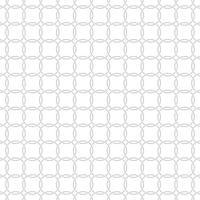 Modelli astratti cerchio grigio su sfondo bianco. È possibile utilizzare per la stampa, annuncio, poster, opere d'arte moderna, decorazione di carta da imballaggio.