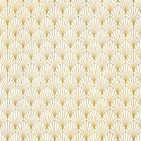 Fondo di progettazione di lusso del modello di art deco dell'oro astratto. È possibile utilizzare per lo sfondo premium, pubblicità, poster, design della copertina, presentazione.