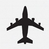 Segno di simbolo icona piana