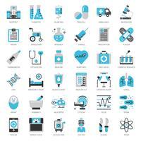 Sanità e medicina vettore
