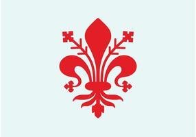 Logo ACF Fiorentina vettore