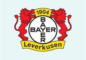 bayer leverkusen vettore