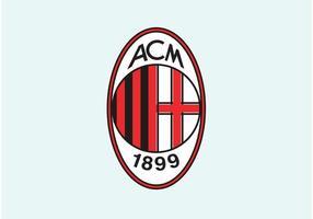 AC Milan vettore