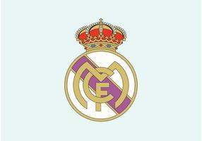 vera cresta di Madrid vettore