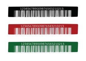 Codice a barre. illustrazione