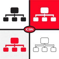 Icona grafico grafico