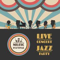poster del festival musicale