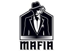 illustrazione vettoriale di mafia