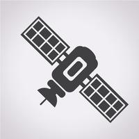 icona satellite simbolo segno