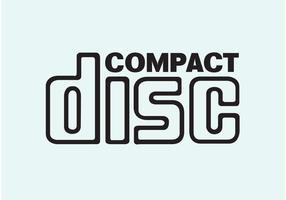 Compact disc vettore