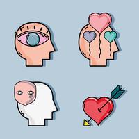 impostare il problema psicologico e il trattamento terapeutico