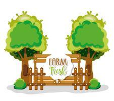 Prodotti freschi di fattoria