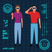 Tecnologia di realtà virtuale