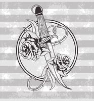 Tatuaggio disegno vecchia scuola