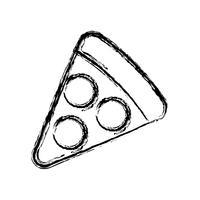 immagine dell'icona di pizza