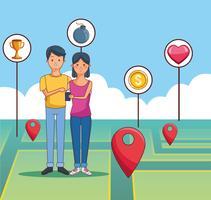 Adolescenti e giochi per smartphone