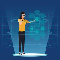 Tecnologia della realtà virtuale