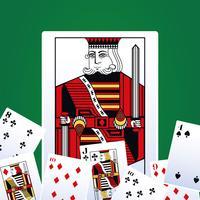 Carte per il tempo libero del poker