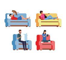 attività e tempo libero a casa
