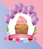 Felice festa della mamma card
