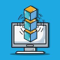 cubi blockchain tecnologia di sicurezza digitale