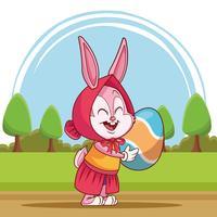Buona Pasqua cartoon