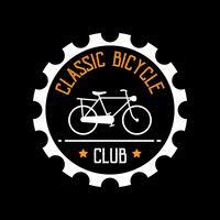 Badge e logo per biciclette, ottimo per la stampa