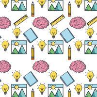 disegno backgroun educazione strumento scuola