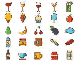 Icone Alimenti