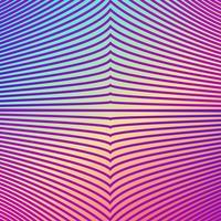 gradiente di colore brillante linea astratta pattern di sfondo