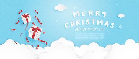 Banner di buon Natale