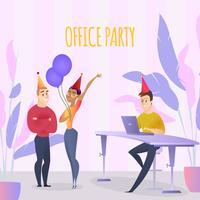 Festa in ufficio
