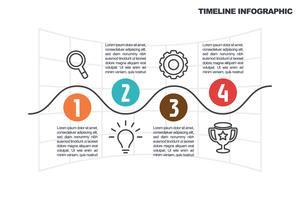 modello di business infografica