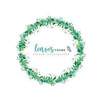Design del telaio verde