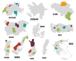 Set di mappe