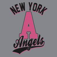Tipografia poster di New York